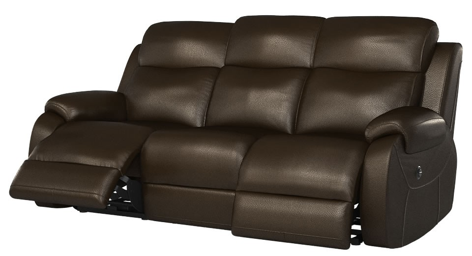 Avalon 3 seater manual double recliner sofa  sc 1 st  Just4Sofas & 3 seater manual double recliner sofa islam-shia.org