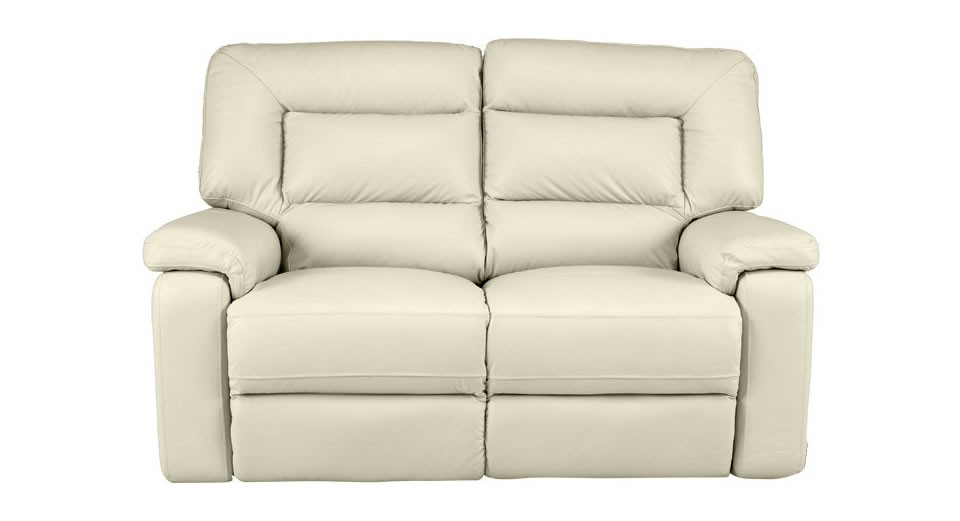 Imperia 2 seater manual double recliner sofa