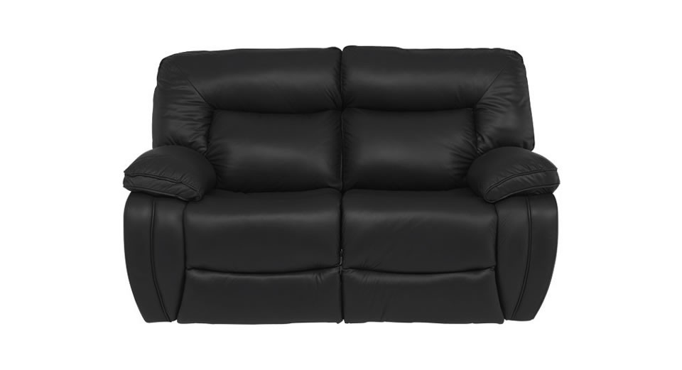 Modena 2 seater electric double recliner sofa