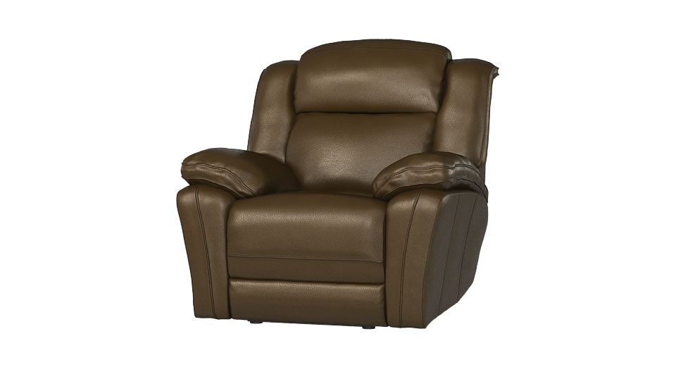 Napoli manual recliner chair