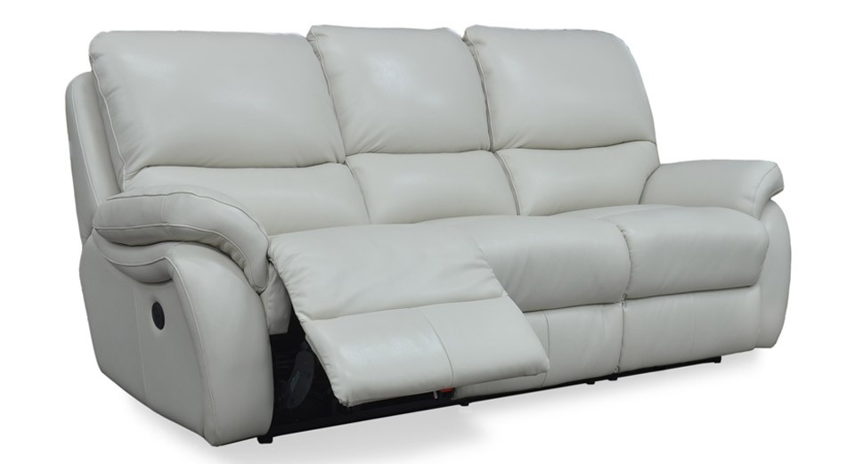 Carlton 3 seater electric recliner sofa