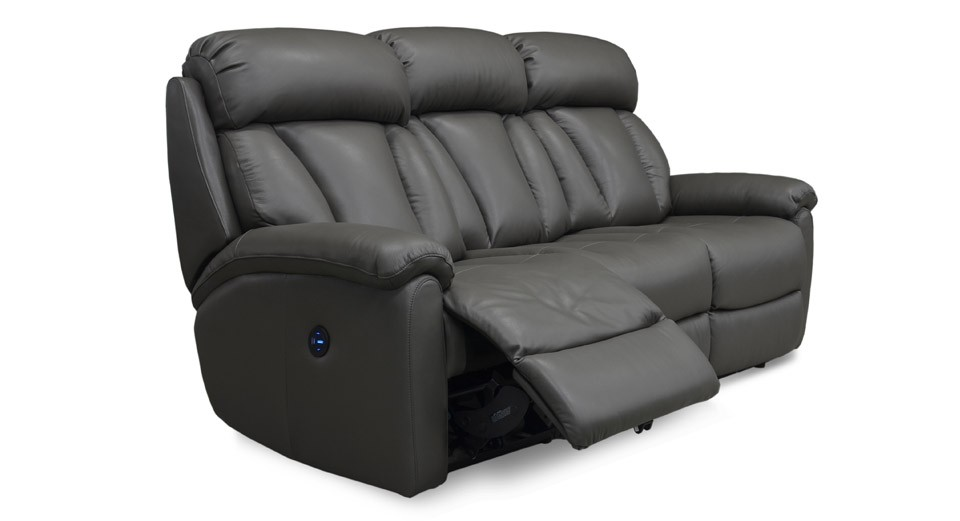 Georgina 3 seater electric recliner sofa