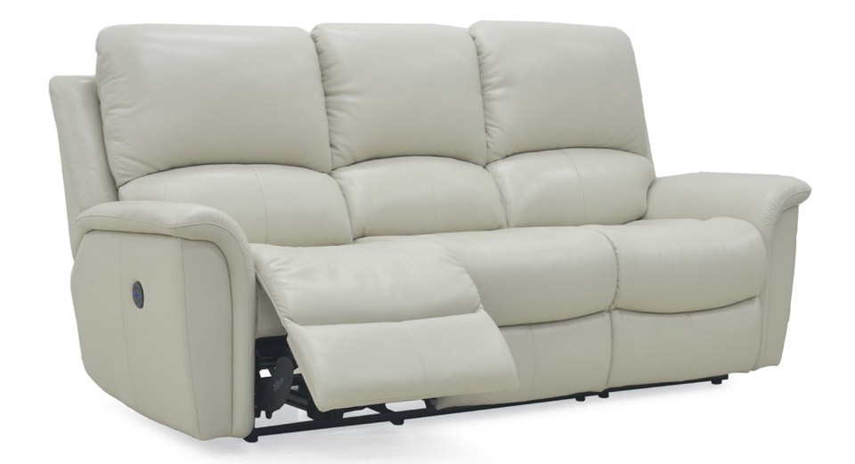 Kennedy 3 seater electric recliner sofa