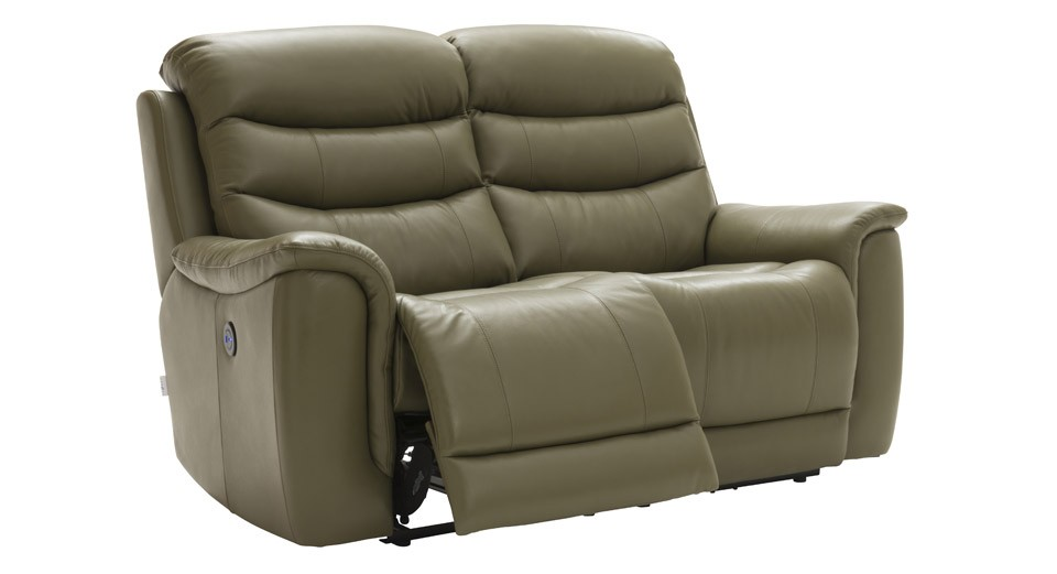 Sheridan 2 seater electric recliner sofa