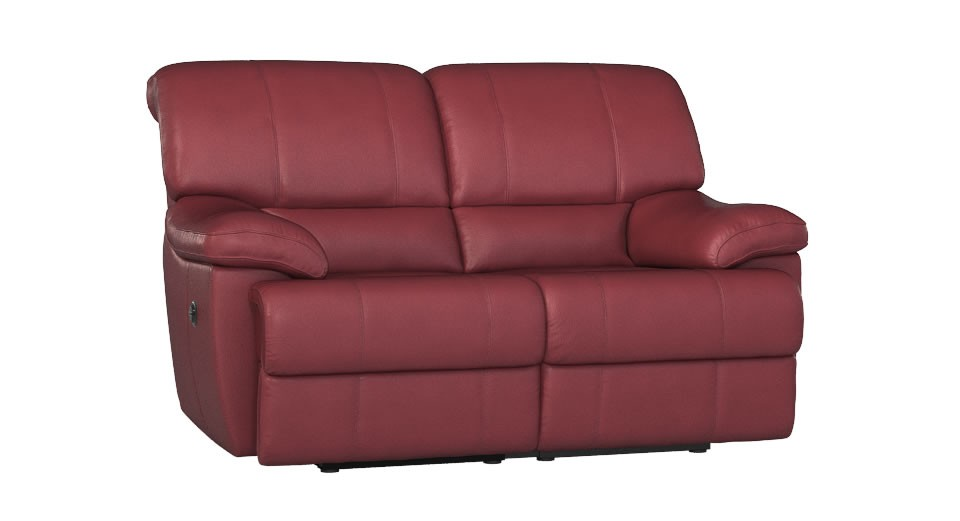 Rimini 2 seater electric double recliner sofa