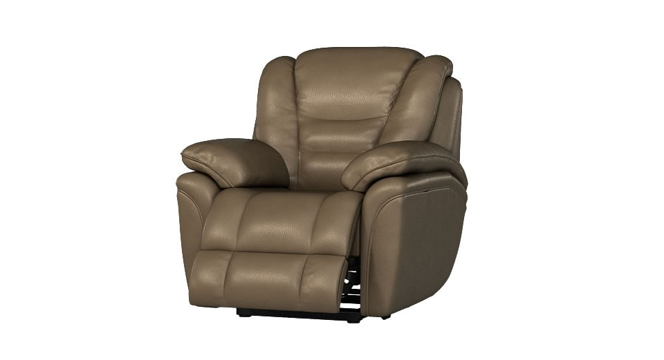 Superior manual recliner chair