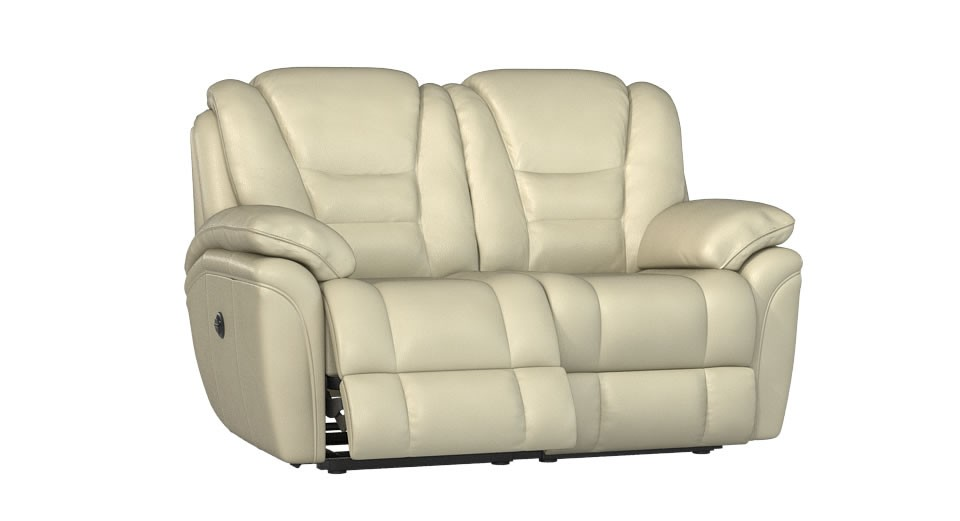 Superior 2 seater electric double recliner sofa