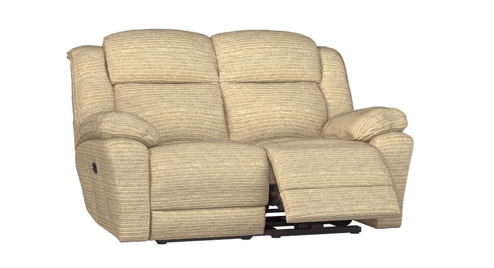 Leather and fabric 4 seater sofa pictures to pin on pinterest - Pin Sofa Bcapri 2 Seater Recliner Sofa Bwhat Makes The
