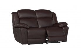 Napoli 2 seater electric double recliner sofa