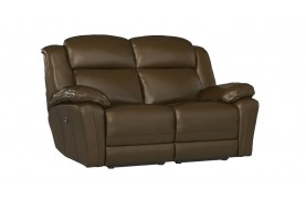 Napoli 2 seater manual double recliner sofa