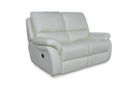 Carlton 2 seater manual recliner sofa