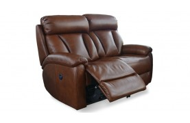 Georgina 2 seater manual recliner sofa