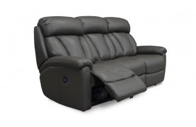 Georgina 3 seater manual recliner sofa