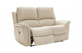 Kennedy 2 seater manual recliner sofa