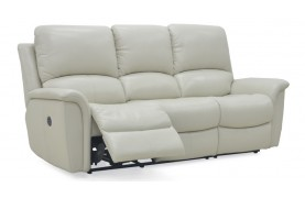 Kennedy 3 seater manual recliner sofa