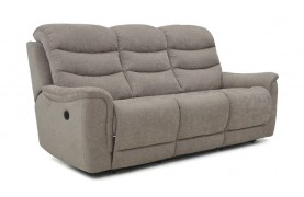 Sheridan 3 seater manual recliner sofa