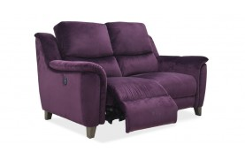 Vienna 2 seater electric recliner sofa