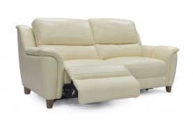 Vienna 3 seater electric recliner sofa