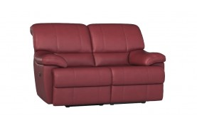 Rimini 2 seater manual double recliner sofa