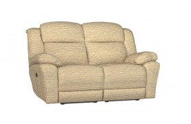 Rochester 2 seater electric double recliner sofa
