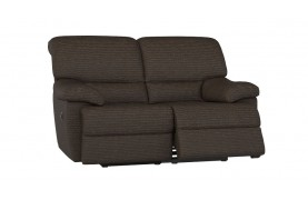 Florence 2 seater manual double recliner sofa